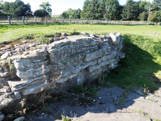 Piercebridge, UK: Ruins 3