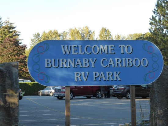 Burnaby Cariboo RV Park: photo0.jpg