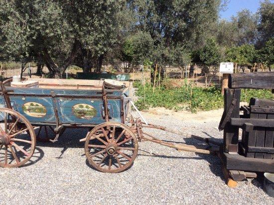 Archangelos, Grécia: ez a régi technika, ma már üzemen kivül
