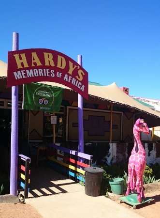 Barrydale, Republika Południowej Afryki: das beste Geschäft im südlichen Afrika