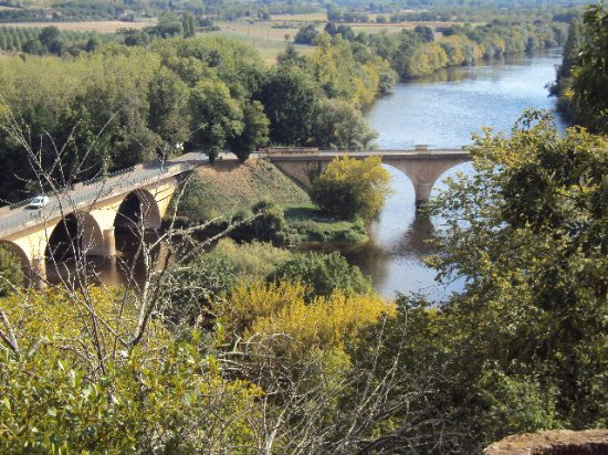 Limeuil, France: Panoramic view