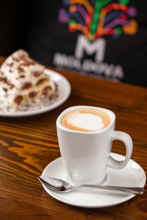 Newton, MA: Cappuccino