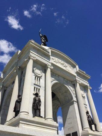 Gettysburg National Military Park-bild