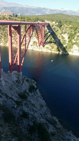 Maslenica Bridge Bungee Jumping