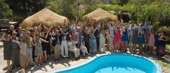 Matrimonio de dìa en EL Montañes!