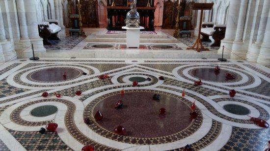 Mount Stuart: The amazing private chapel.