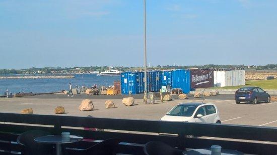 Holbaek, Дания: Færgen fra Orø