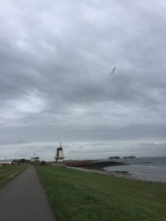 Vlissingen, Países Bajos: Harbour surrounding Arsenal - September 2016