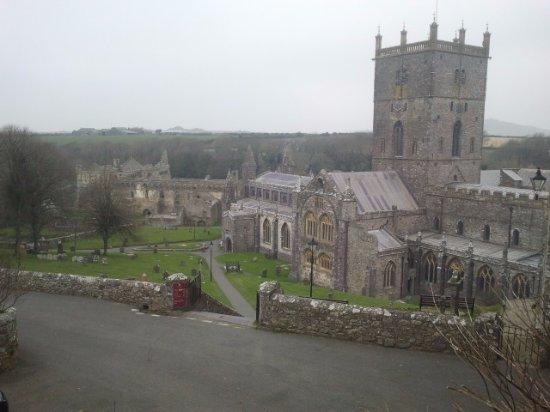 St. Davids, UK: Cathedral