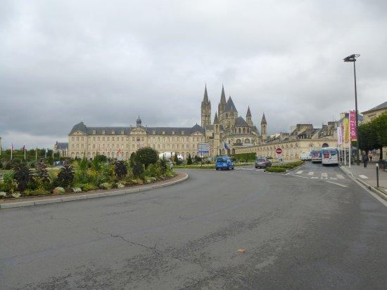 Caen, Francja: L'abbaye aux Hommes