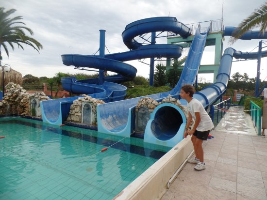 Sidari Water Park Fun Park