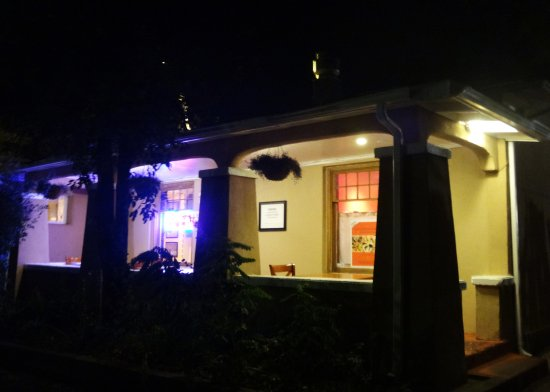 Outside At Night Picture Of Paddy Rawal 39 S Raaga Fine