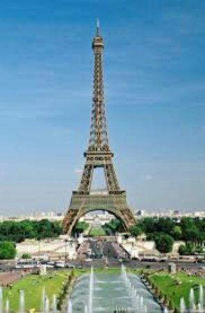 Hotel de la Tour Eiffel : Très jolie .allez la visiter