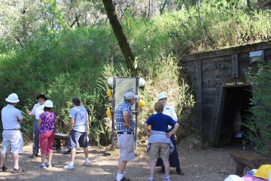 Placerville, CA: Priest Mine