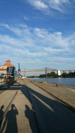 Rendsburg Transporter Bridge (Schwebefaehre): IMG-20160925-WA0027_large.jpg