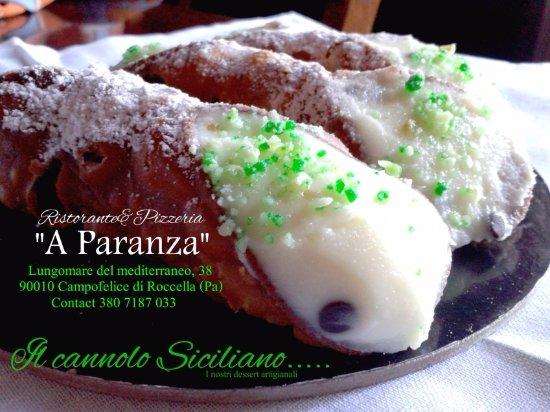 Produciamo i nostri dessert artigianalmente per deliziare il vostro palato
