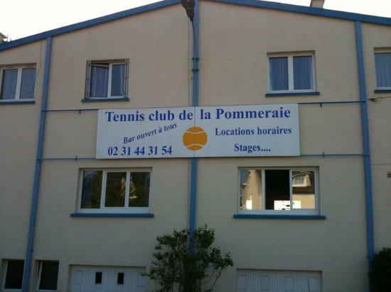 Tennis de la Pommeraie