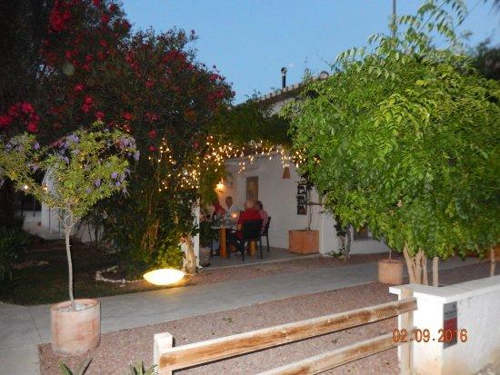 Foto de meliton jardin altea la vella restaurant meliton for Restaurant jardin 92