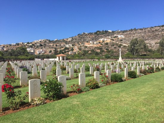 Souda Bay War Cemetery
