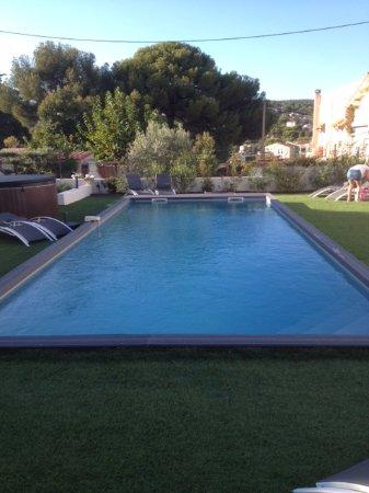 Hotel de France Maguy: la nouvelle piscine