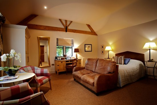 Baslow, UK: Ground floor Garden House Bedrooms