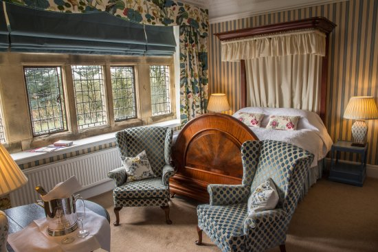 Baslow, UK : Vernon - Superior Bedroom in the Main House