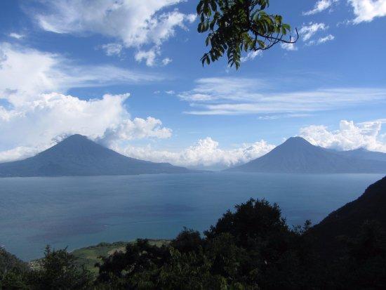 Santa Catarina Palopo, กัวเตมาลา: Volcanes