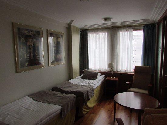 Arthur Hotel: Room 772