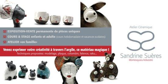 Montesquieu-Volvestre, Γαλλία: Atelier 1