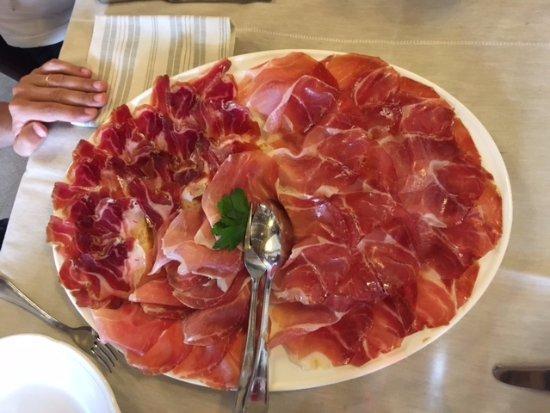 Colorno, Włochy: culatello