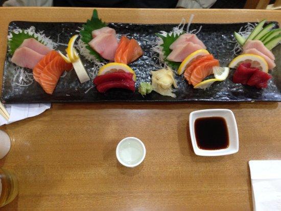 Kirkland, WA: Sashimi