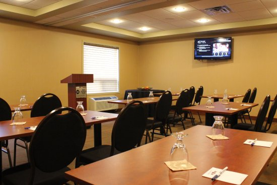 Lethbridge, Kanada: Meeting Room