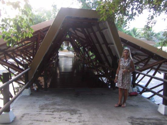 Villa Maya: Recepción