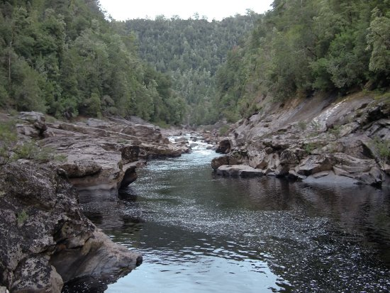 Tasmania, Australia: An early morning start