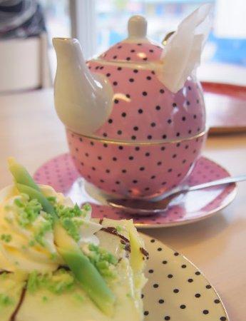 Kajaani, Finlandia: Hyvää teetä!