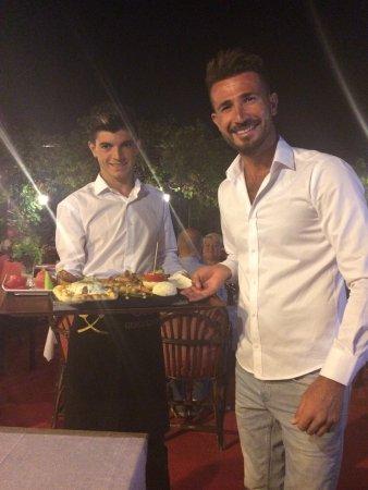 Gul Restaurant: Yusuf and Kadir