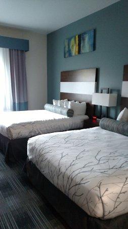 มัสโคกี, โอคลาโฮมา: 2 bed standard room
