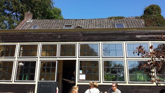 Amerongen, Paesi Bassi: Blue sky!