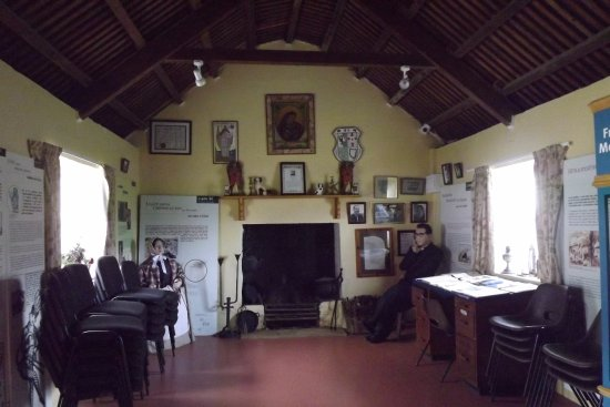 Glencolmcille Folk Village: Inside