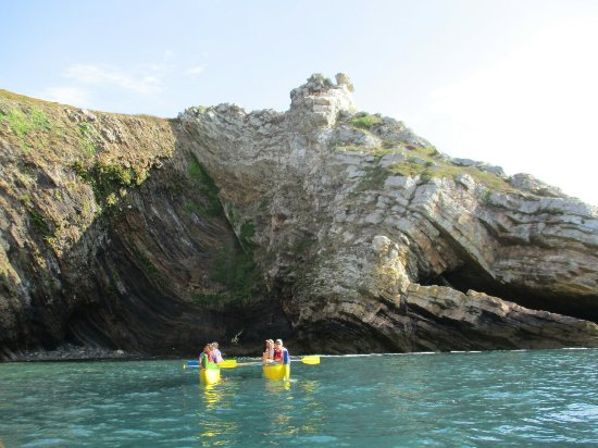 Morgat, Francia: Océan Pirogue