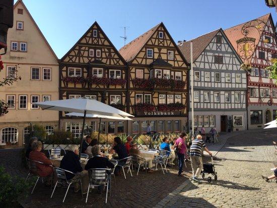 Restoran Inggris di Bad Wimpfen