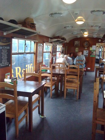 Bird's Nest Buffet Swanage Railway