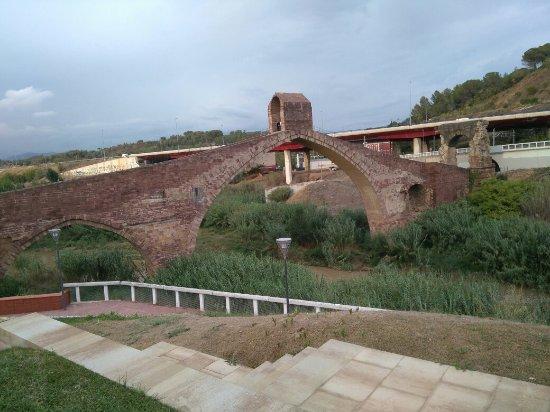 Castellbisbal, สเปน: Puente del diablo( pont del diable)