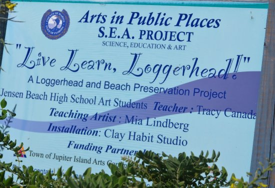Hobe Sound, FL: ARTS IN PUBLIC PLACES