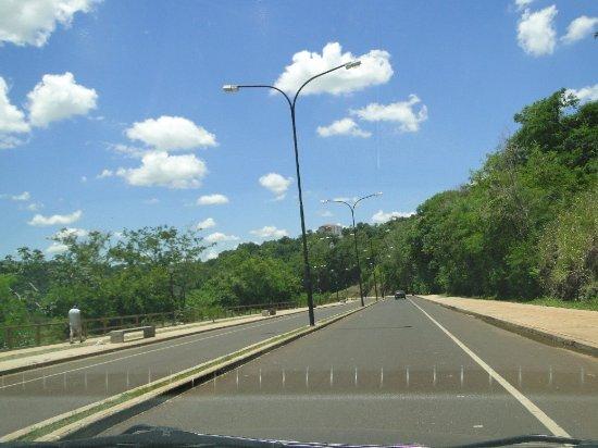 Avenidas de Puerto Iguazu