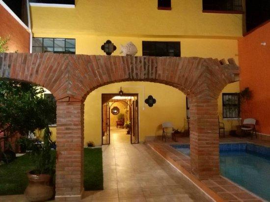 Hotel Hacienda del Carmen Tequisquiapan, Qro.