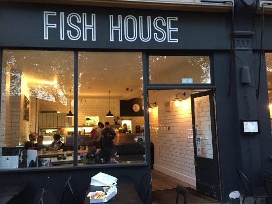 Picture of fish house london tripadvisor for Aaa fish house