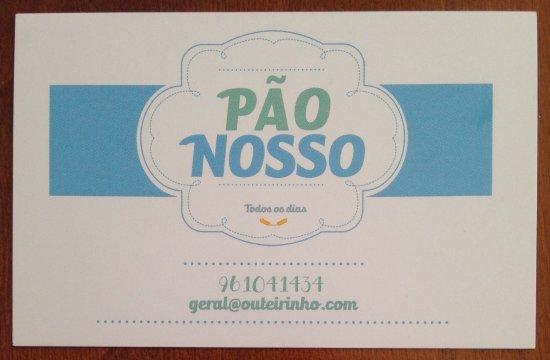 Vila Nova de Famalicao, Πορτογαλία: Pão Nosso, Brufe, Vila Nova de Famalicão