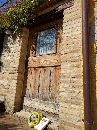 Arcevia, Italia: B & B Bosimano