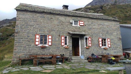 Olivone, Suíça: Wunderbare Bewertung und hervorragender Espresso